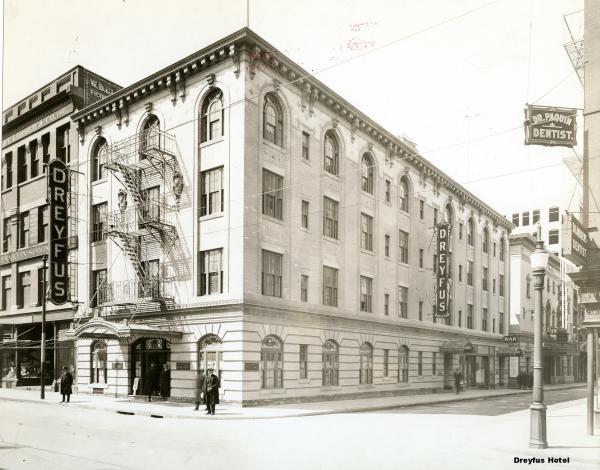 Dreyfus Hotel