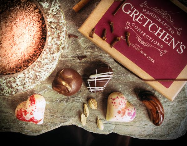Gretchen's Confections - chocolates and more