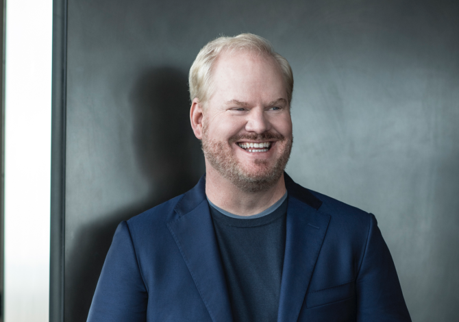 Comedian Jim Gaffigan Coming to Wichita