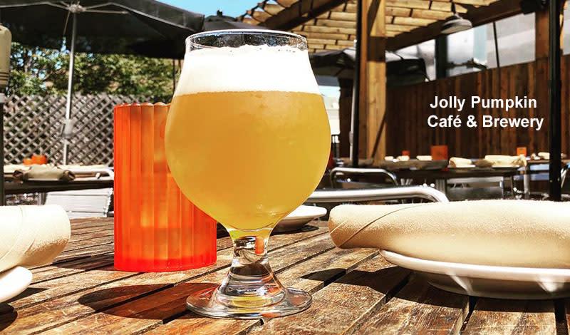 Jolly Pumpkin Café & Brewery