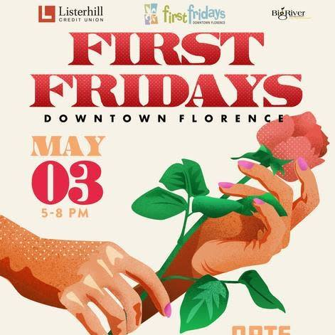 first friday florence may 2019