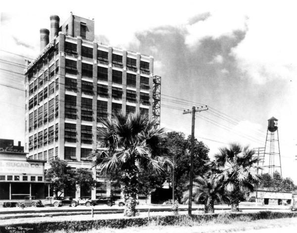 Historical photo of Imperial Sugar