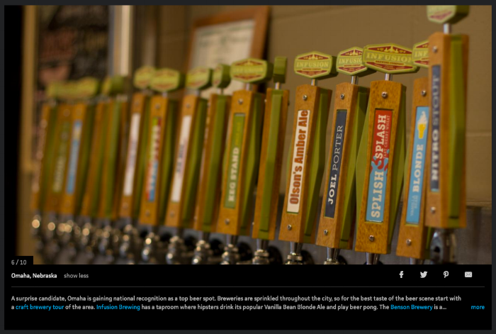 Travel Channel - Omaha Beer