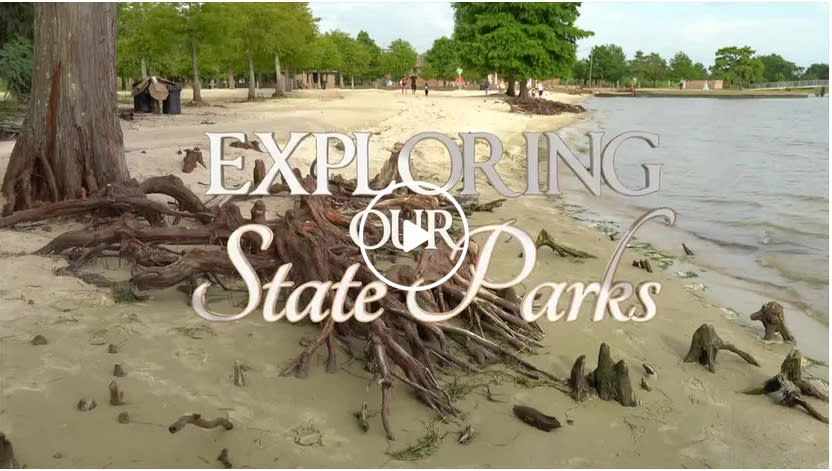 Heart of Louisiana Special: Exploring Our State Parks with Dave McNamara