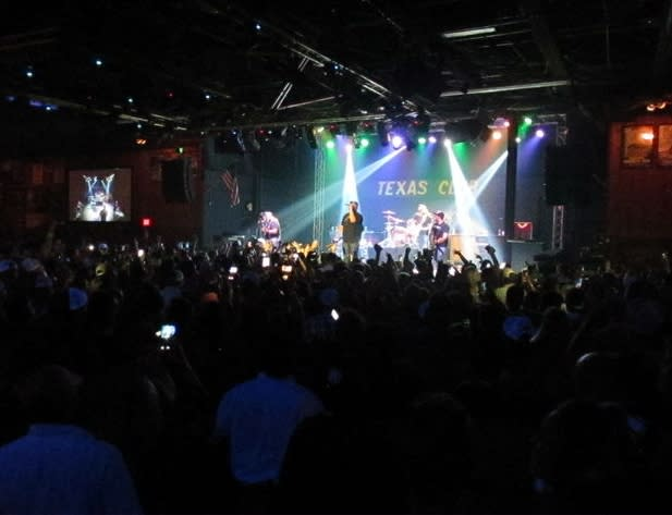 Luke Combs Texas Club
