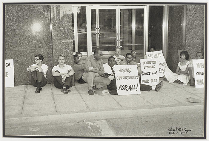 Old Phoenix Hotel Sit In
