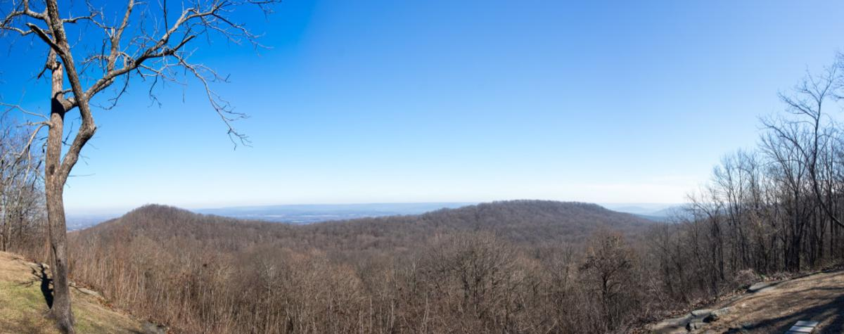 Monte Sano State Park North Overlook