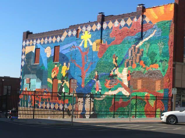 See The Kansas City Street Murals