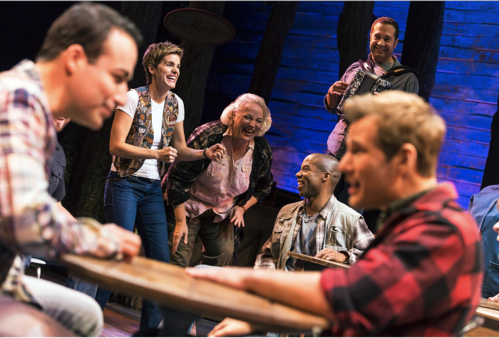 Come From Away ©Matthew Murphy/MurphyMade