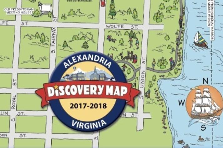 Discovery Map | Alexandria, VA 22314 on