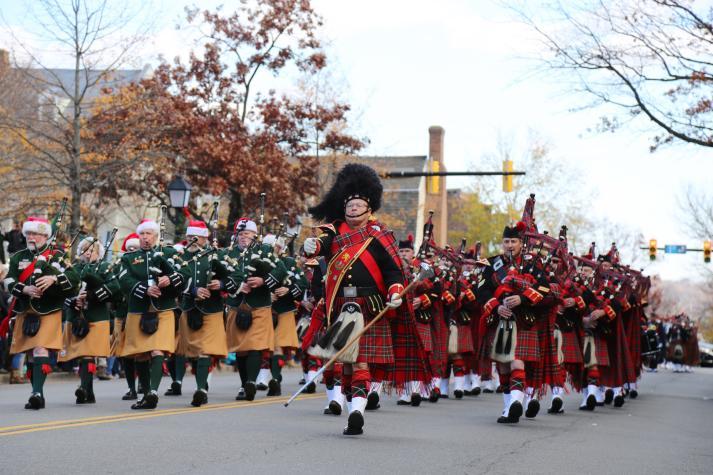 City Of Alexandria Scottish Christmas Wa;Lk 2020 Cancelled: 50th Annual Campagna Center Scottish Christmas Walk