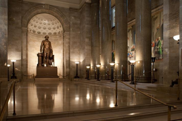 The George Washington Masonic National Memorial | Alexandria