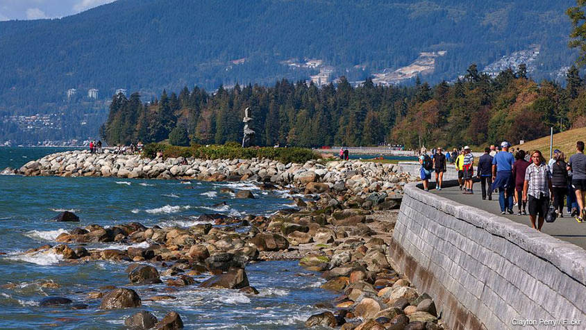 West End Seawall