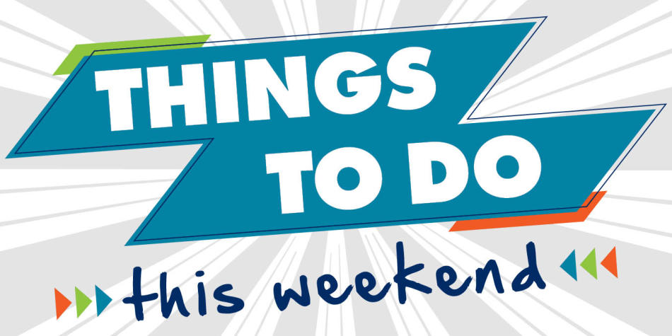 Things to Do This Weekend FB Graphic