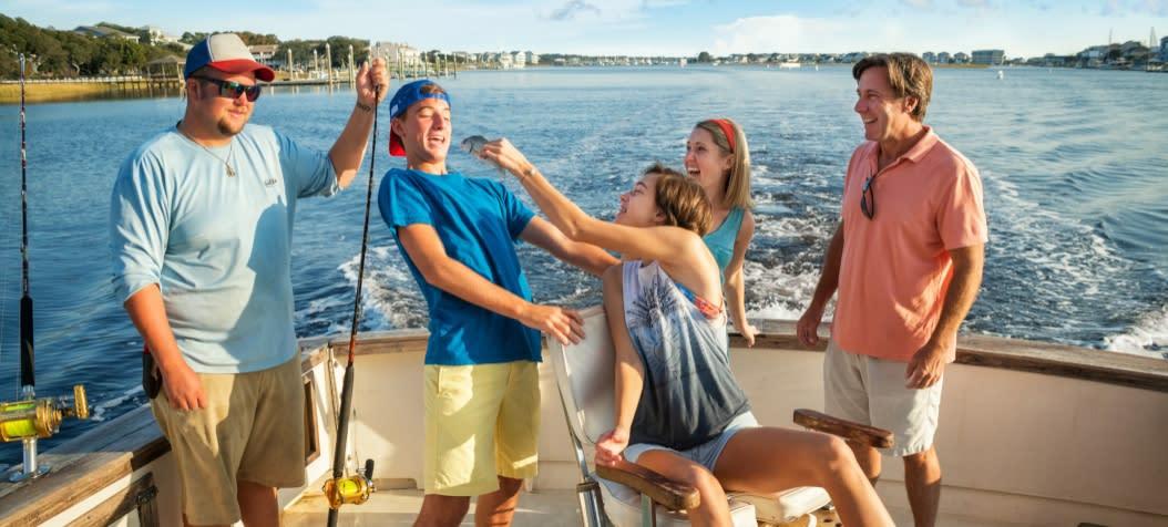 Fishing Charter Carolina Beach
