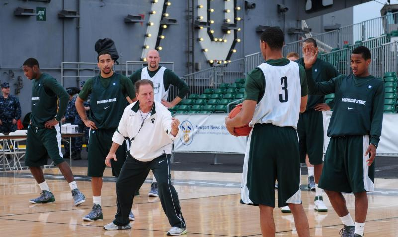 Tom Izzo sports motivation