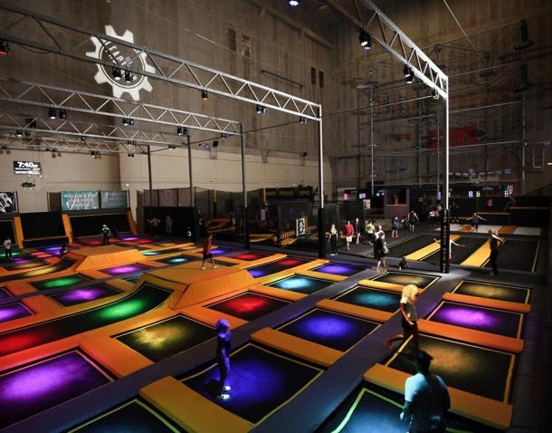 Factory Trampoline Park
