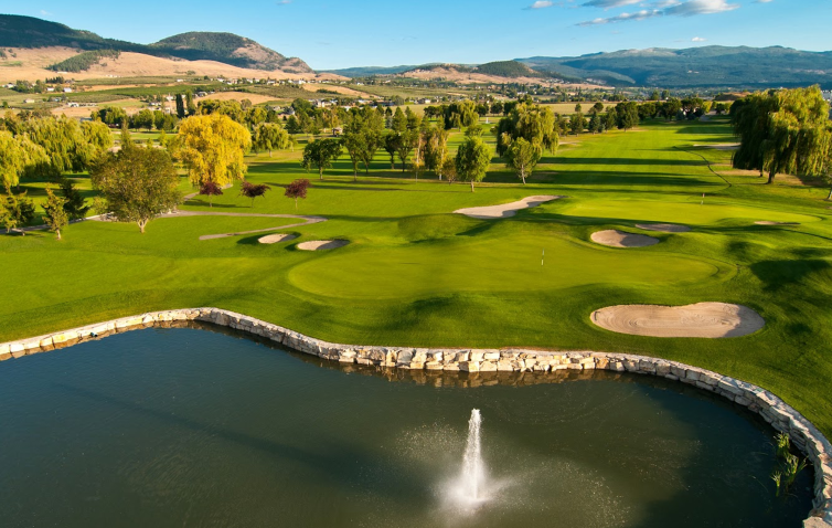Kelowna Springs Golf