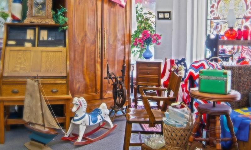 Reid's Country Sampler Antiques