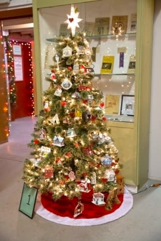 Festival of Trees at the Ward O'Hara Ag Museum