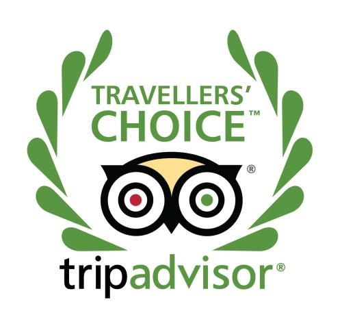 Trip Advisor Travelers Choice Logo