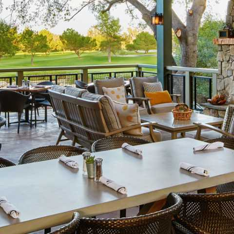Temecula Creek Inn Dining