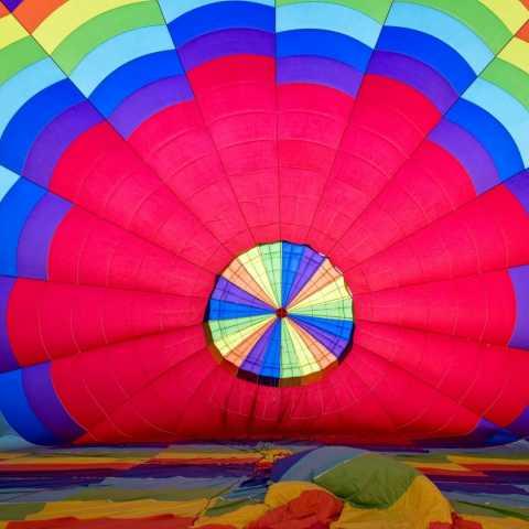 Grape Escape Balloon Adventure