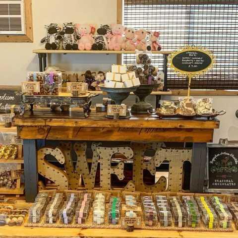 Sugarplum Zoo and Chocolates