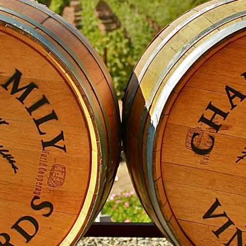 Chapin Wine Barrels