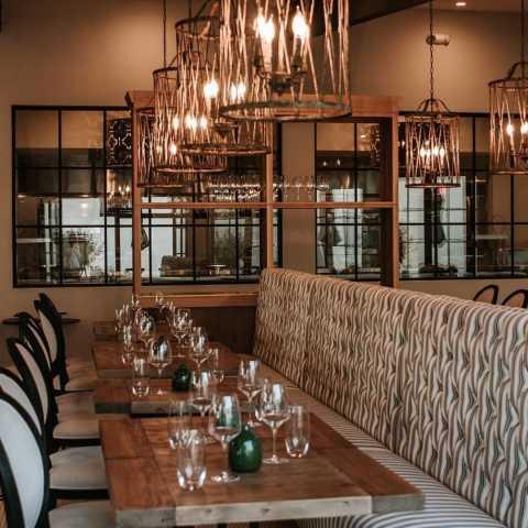 The Restaurant at Leoness Cellars