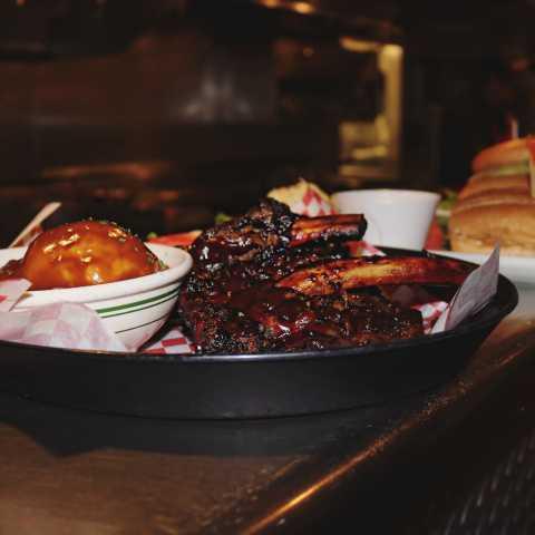 Meaty Beef Ribs