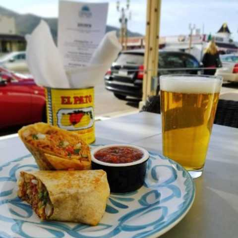Beer and Burrito Monday