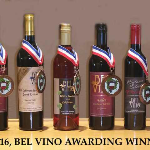 Bel Vino Wines - Temecula