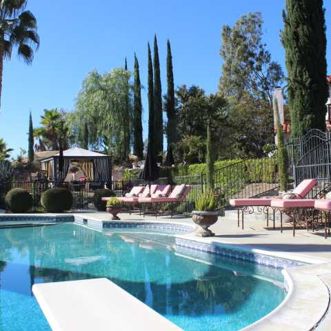 Pool - Spanish Colonial
