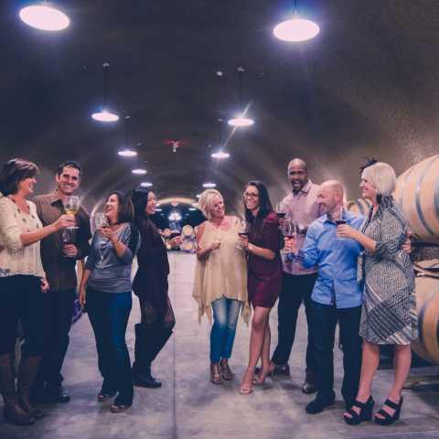 Wine Tour Cave - Grapeline Wine Tours
