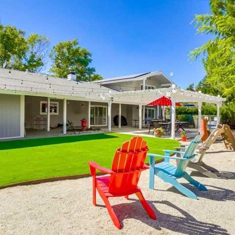 Magnolia Wine Country Estate! 2