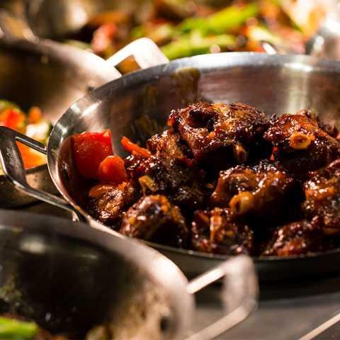 Food Options - The Buffet at Pechanga
