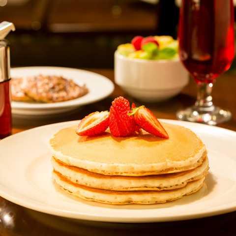 Breakfast - Pechanga Cafe