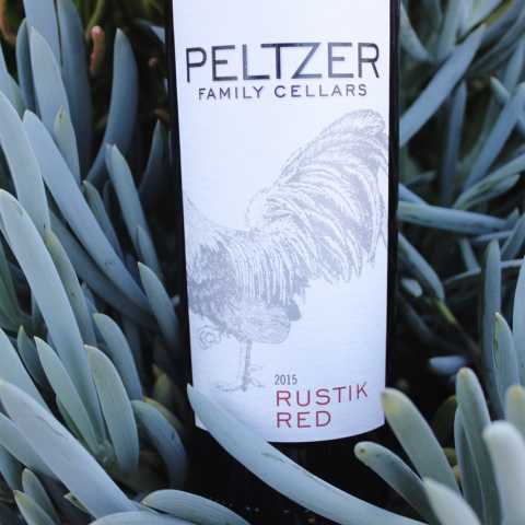 Wine Bottle - Peltzer Farms