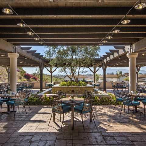 Marketplace Restaurant - Avensole Winery Temecula
