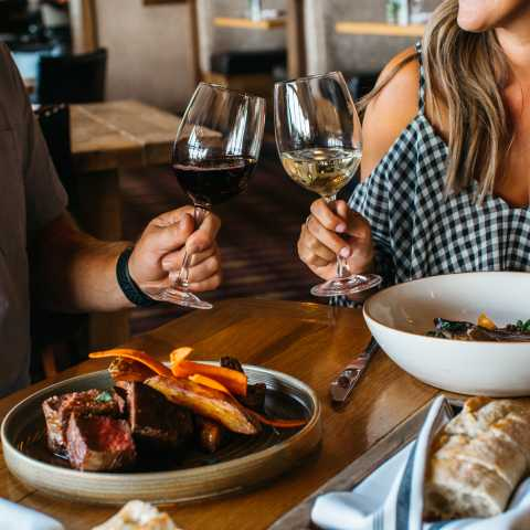 Date Night at Cork | Fire Kitchen