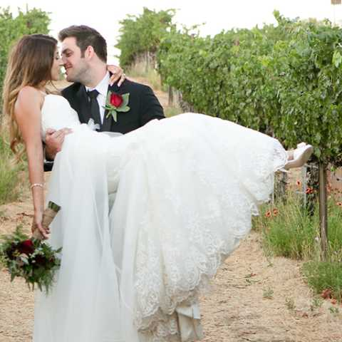 Weddings - Wilson Creek Winery
