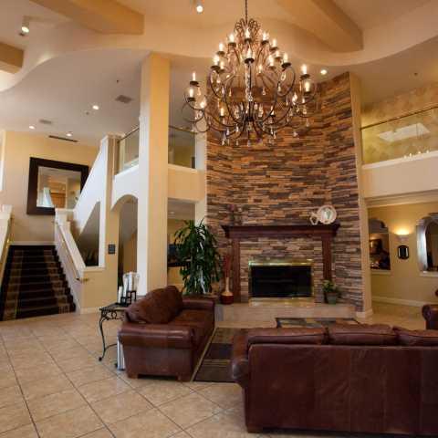 Main Lobby - Embassy Suites Temecula