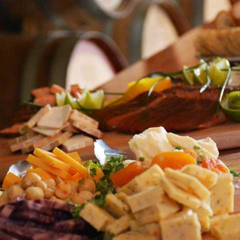Appetizers - Destination Temecula Wine Tours and Experiences