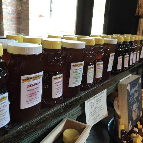 Honey - Old Town Spice & Tea Merchants