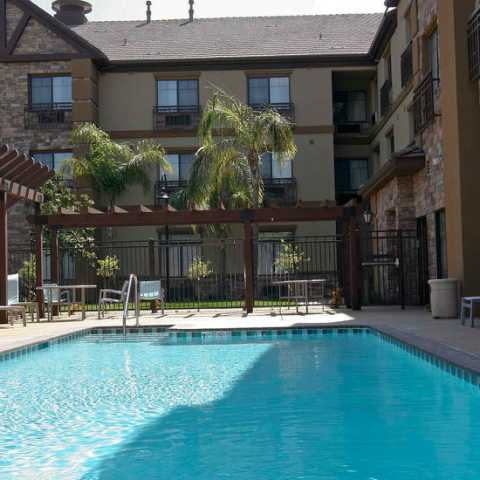 Pool - SpringHill Suites By Marriott Temecula