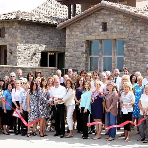 Ribbon Cutting - Temecula Valley Chamber of Commerce