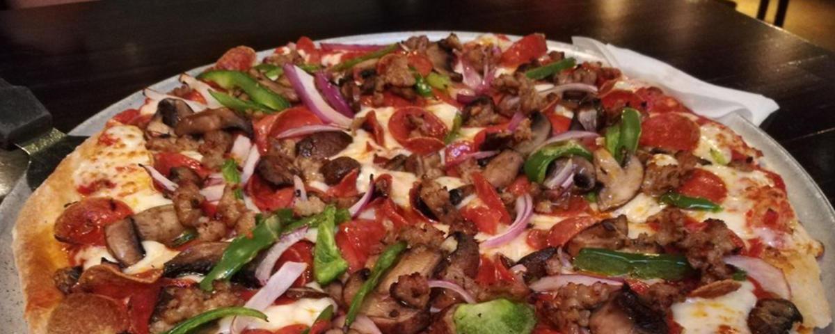 Rockstone Pizza Yelp