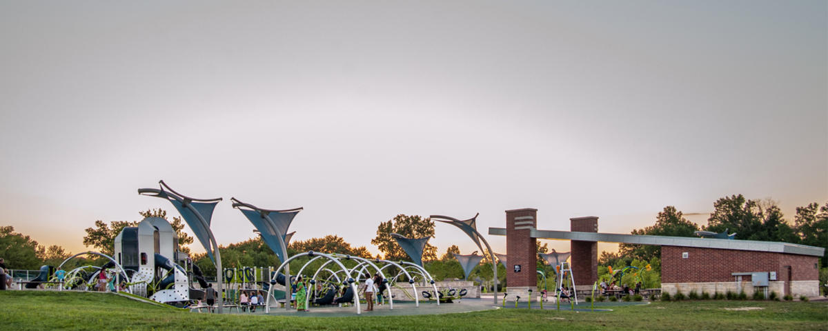 West Commons Playground