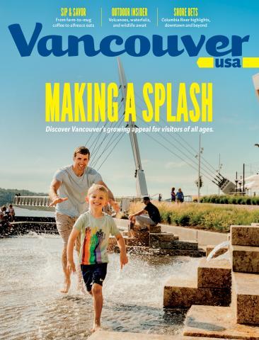 2020 Travel Magazine Cover